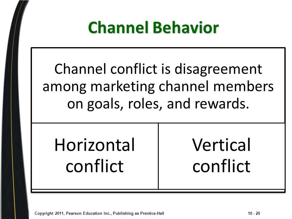 vertical conflict