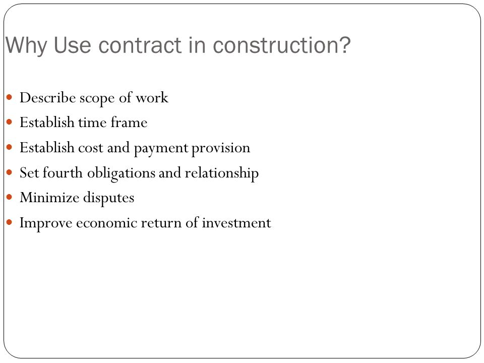 TYPES OF CONTRACTS. - ppt video online download