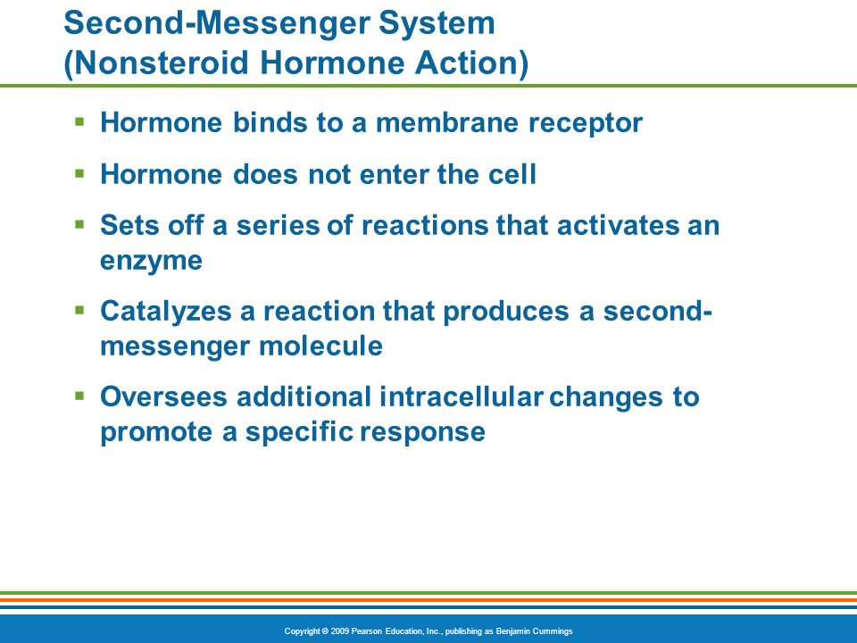 Second-Messenger System (Nonsteroid Hormone Action)