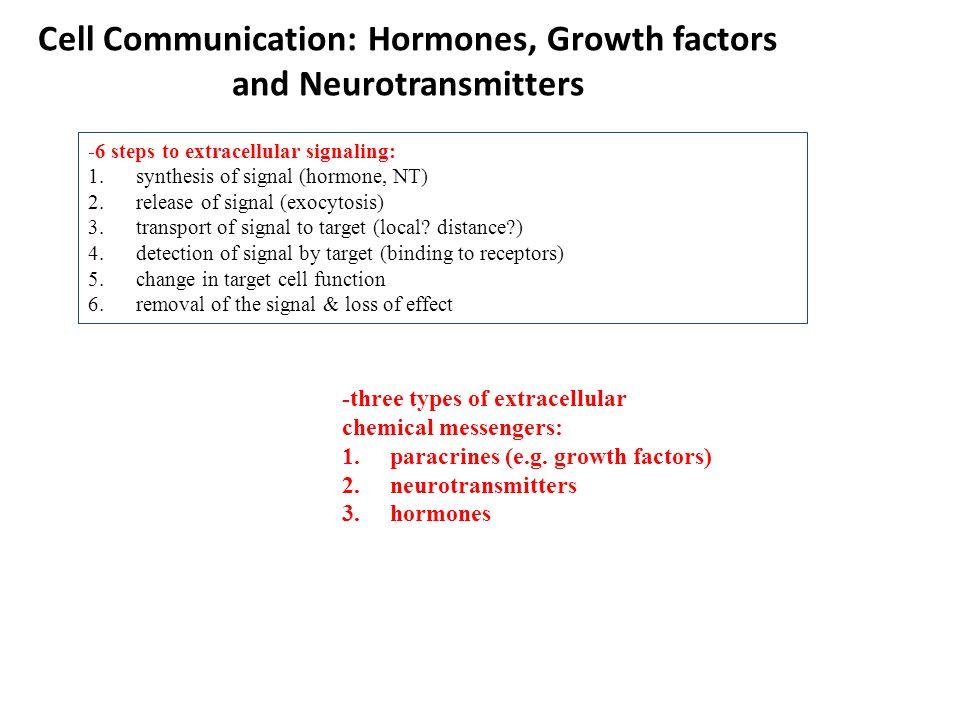 three factors of communication