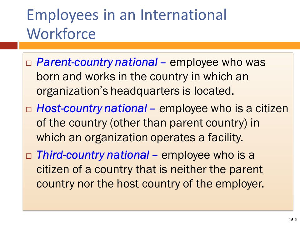 parent country national