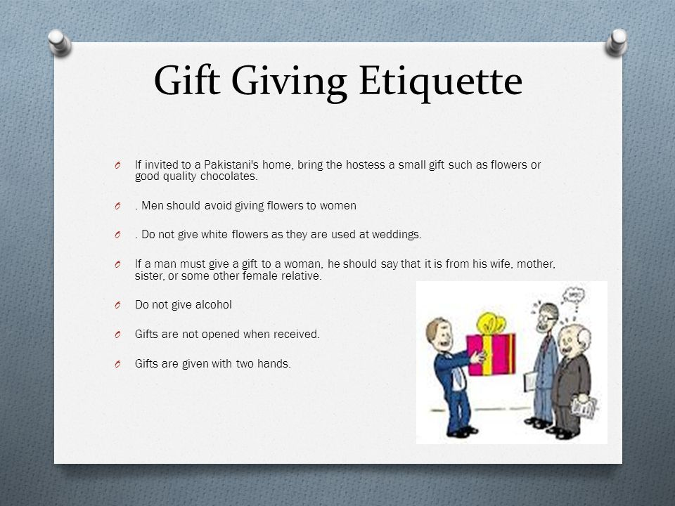 Customs and etiquette for Pakistan - ppt video online download