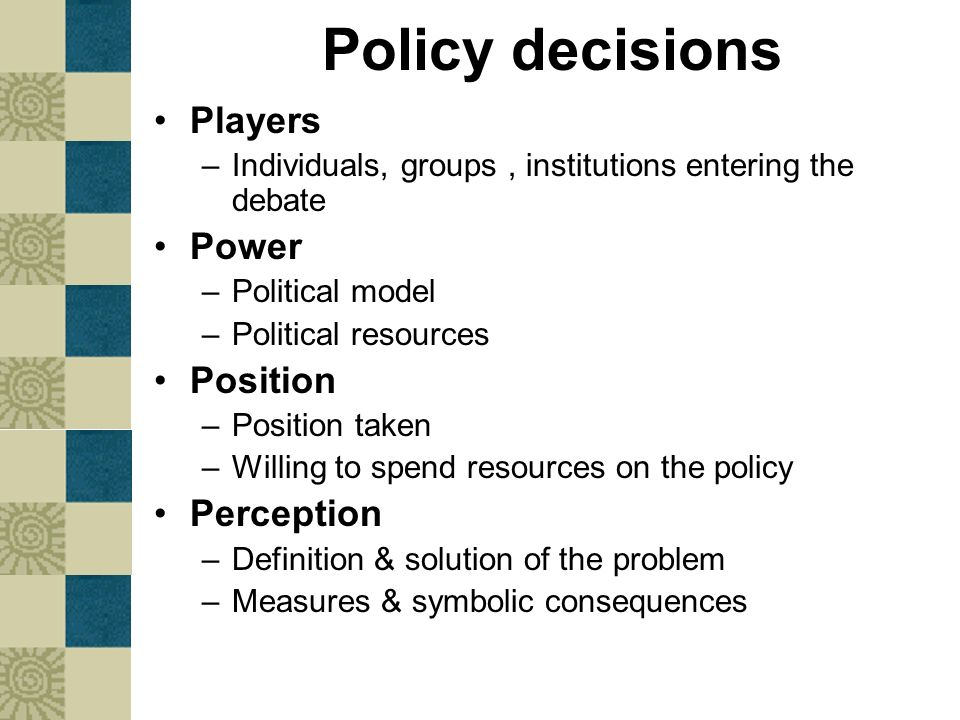 The Health Policy Process Ppt Video Online Download