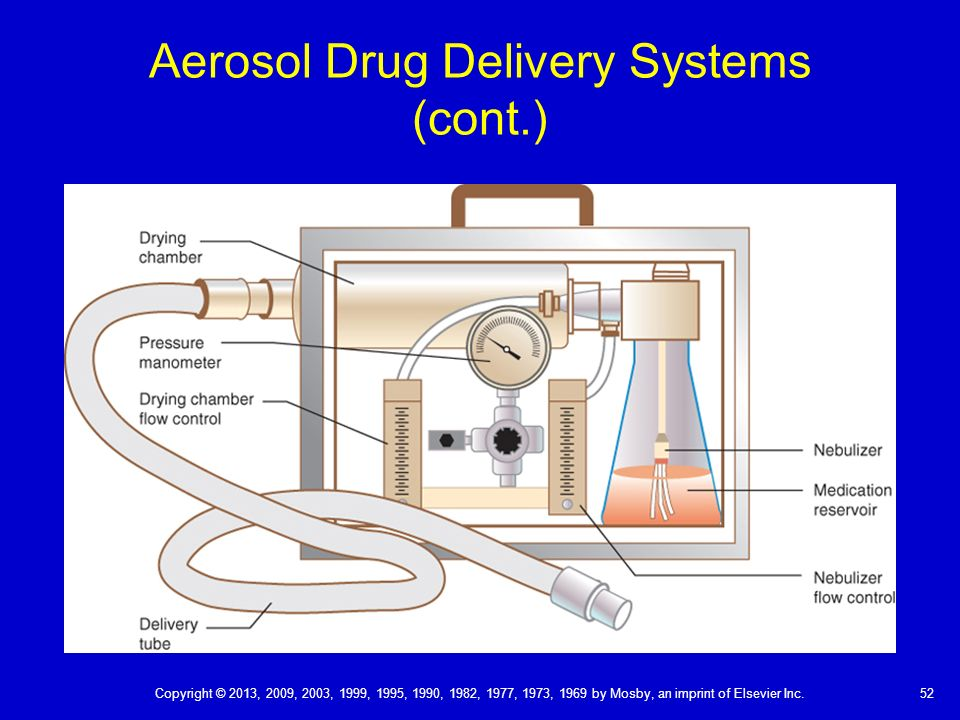 Chapter 36 Aerosol Drug Therapy Ppt Download