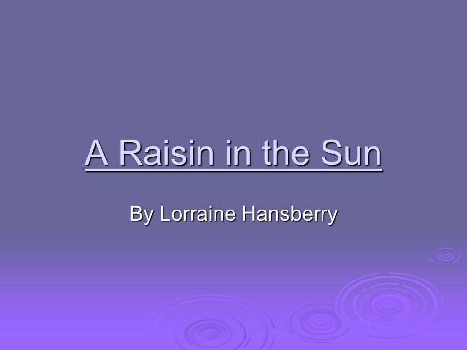 A Raisin in the Sun (TV Movie 2008) - IMDb