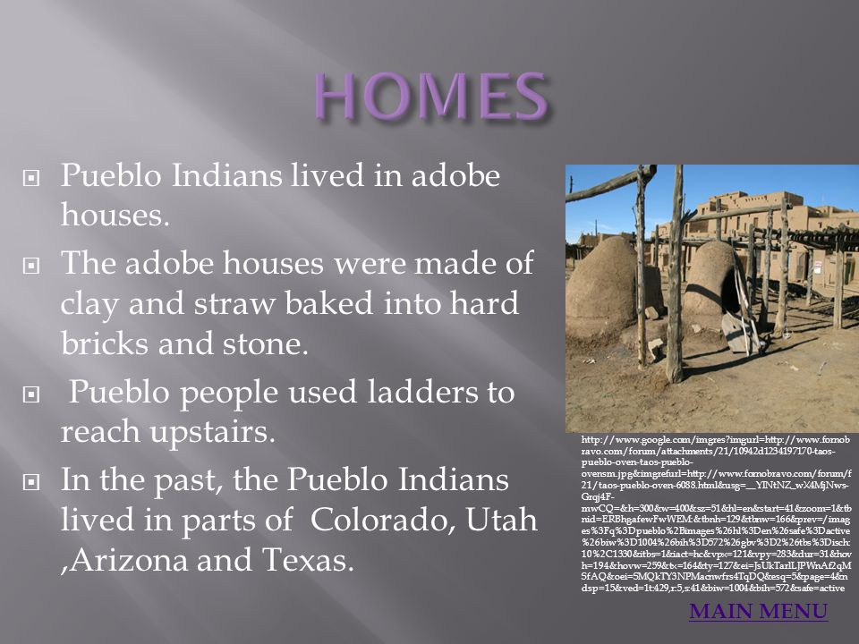 Pueblo Indians By Yannelle Diaz Ppt Video Online Download