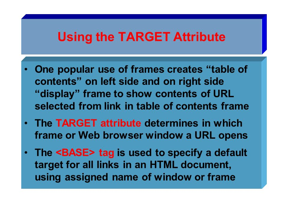 Chapter 5: Windows and Frames - ppt video online download