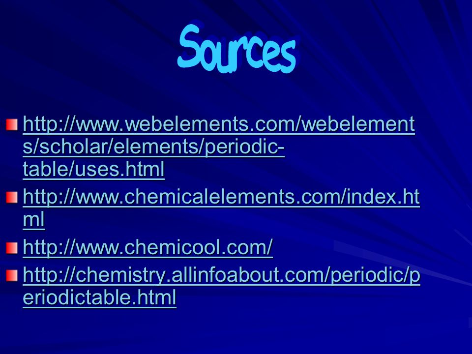 Aluminum by taylor neal ppt video online download sources httpwebelementswebelementsscholarelements urtaz Gallery