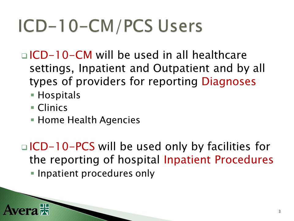 an overview of the 2013 icd 10 cm guidelines ppt download rh slideplayer com Physician Coding inpatient coding guidelines 2018