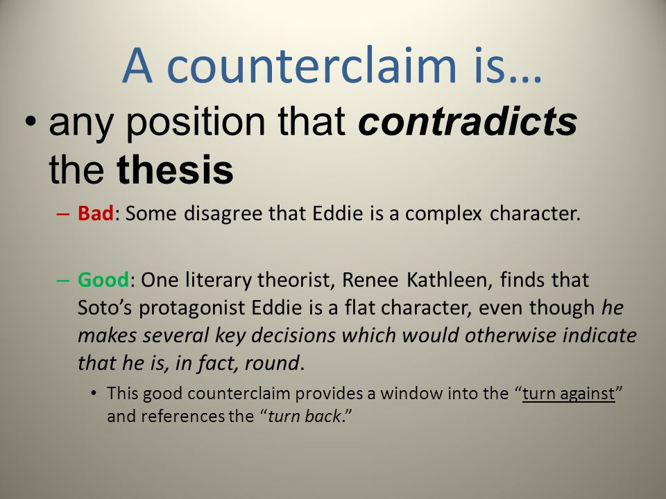 Claims Counterclaims Ppt Video Online Download