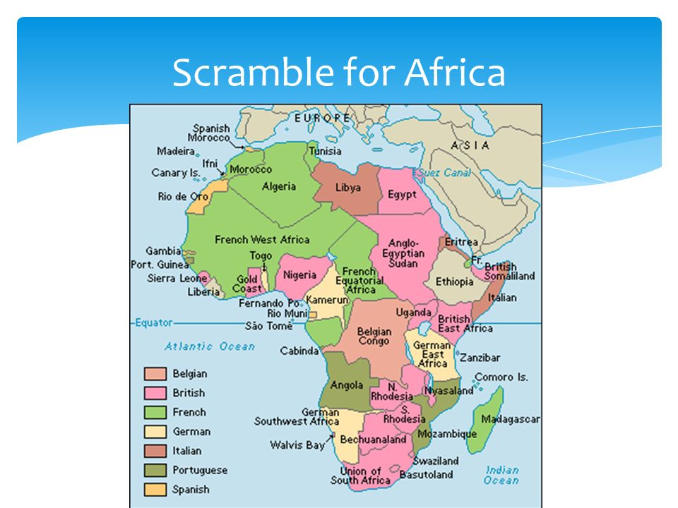 dbq ap world european scramble for africa actions reactions 2009 ap® world history free-response questions  analyze african actions and reactions in response to the european scramble for africa.