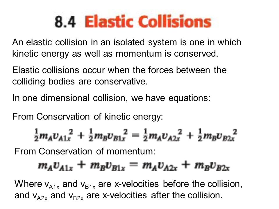 Chapter 8 Momentum Impulse And Collisions Ppt Video Online