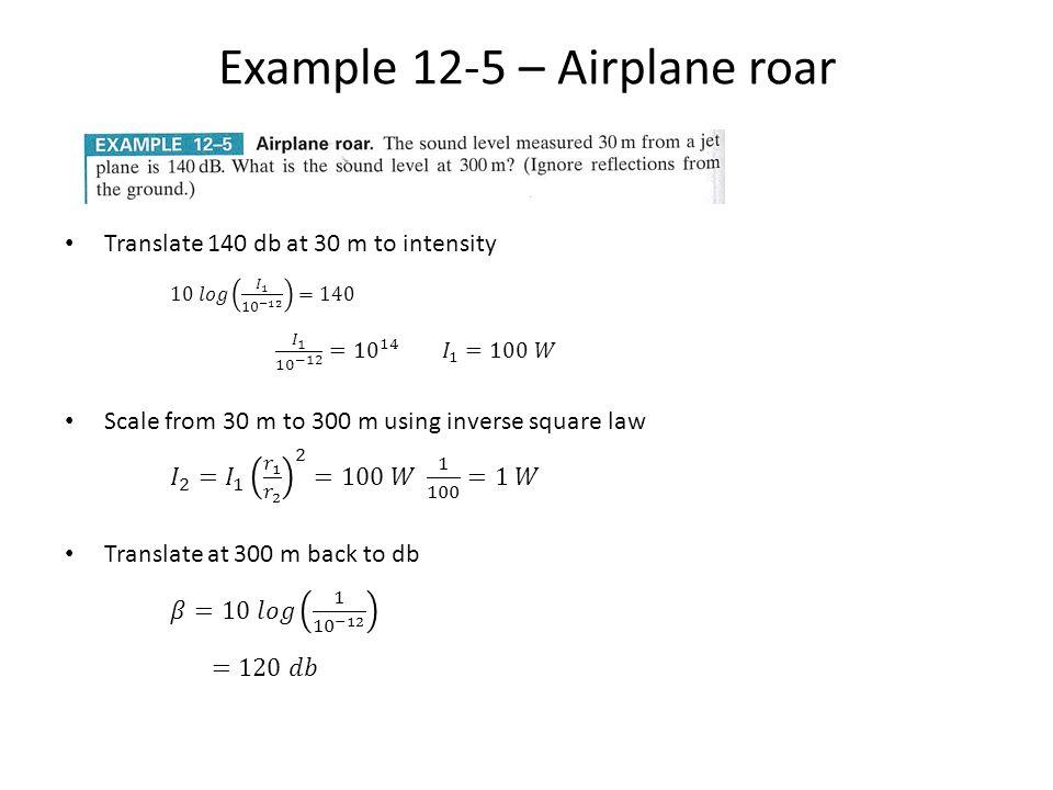 11 Example ...