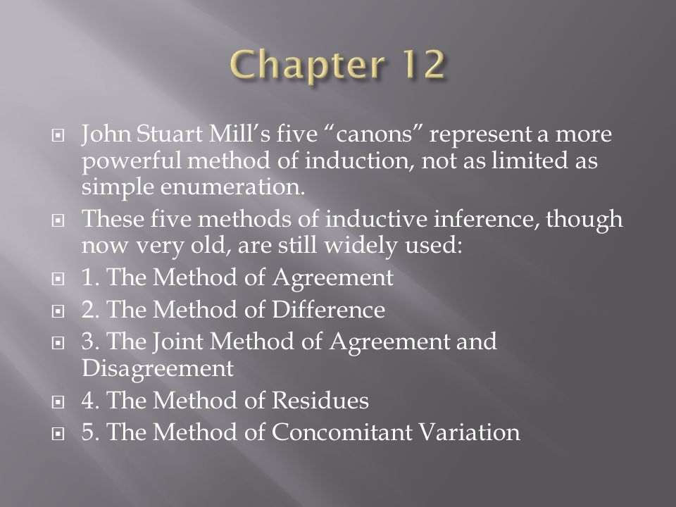 Chapter 12 Causal Reasoning Ppt Download