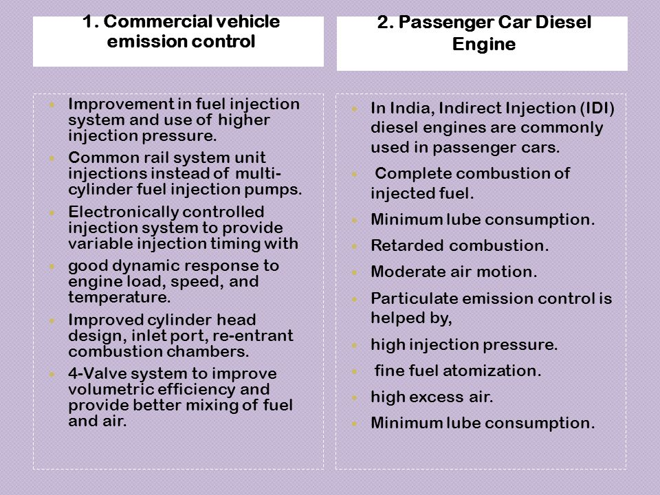EMISSION CONTROL-IC ENGINE - ppt video online download