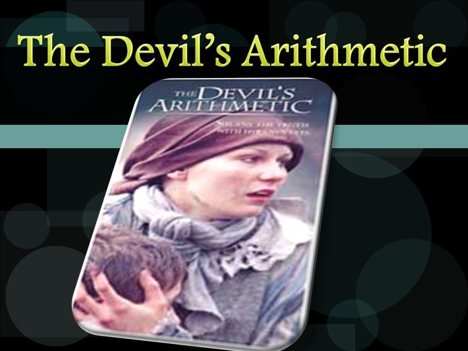 the devils arithmetic hannah character traits