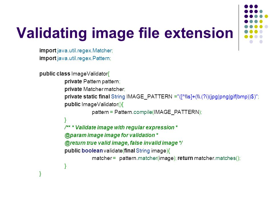 Regular Expressions Ppt Video Online Download Gorgeous Java Pattern Compile
