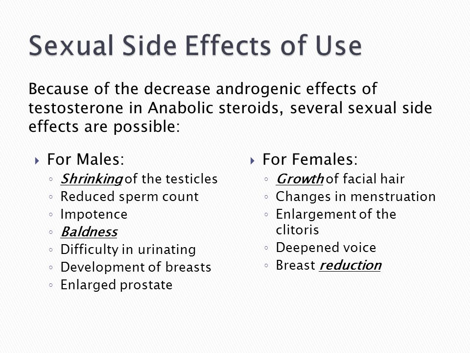 steroids-and-enlargement-of-clitoris