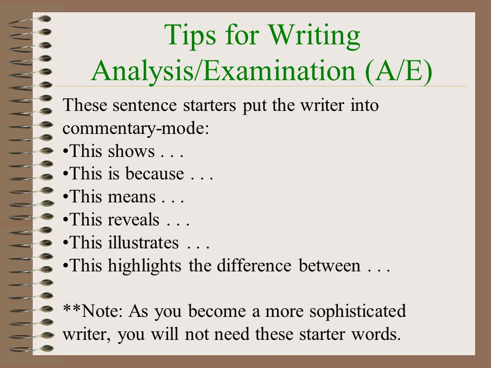 tips for argumentative writing A structured approach to essay writing using scrivener a short essay demo using a structured essay writing template section 7: follow along as i write a real college essay from start to finish.