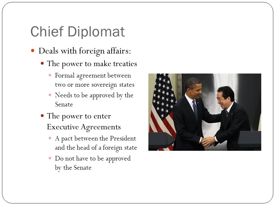 The Executive Powers Chapter 14 Section Ppt Download