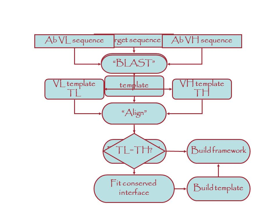 ANTIBODIES: Ab VL sequence Ab VH sequence target sequence BLAST