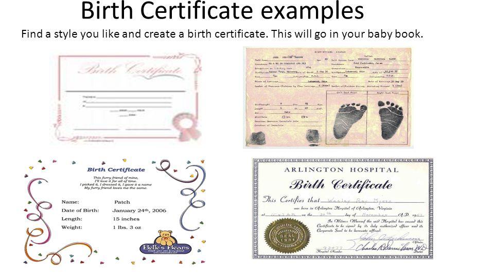 Find Birth Certificates Images Creative Certificate Design Inspiration