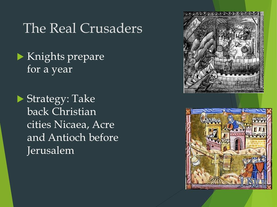 The Real Crusaders Knights prepare for a year