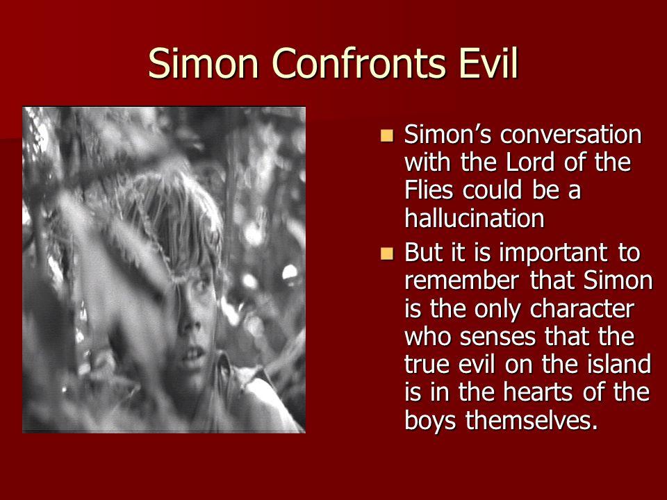 lord of the flies simon jesus