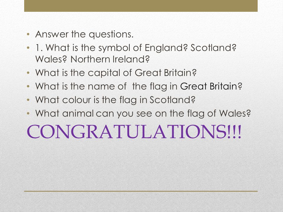 Do You Know Symbols Of Great Britain Ppt Video Online Download