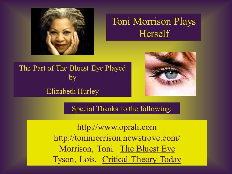 the bluest eye critical reviews