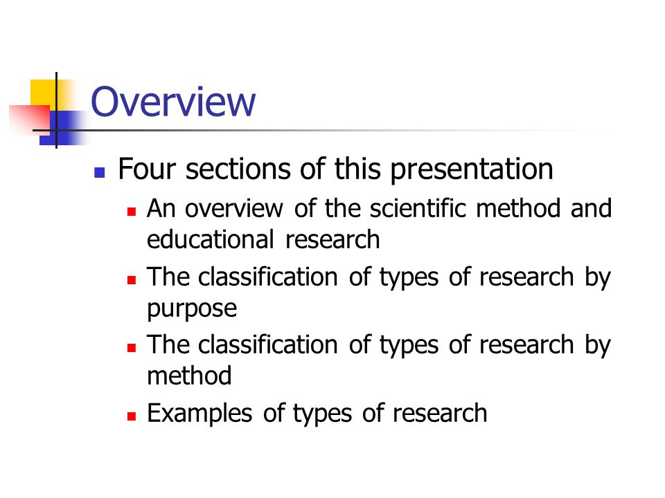 purpose of educational research pdf