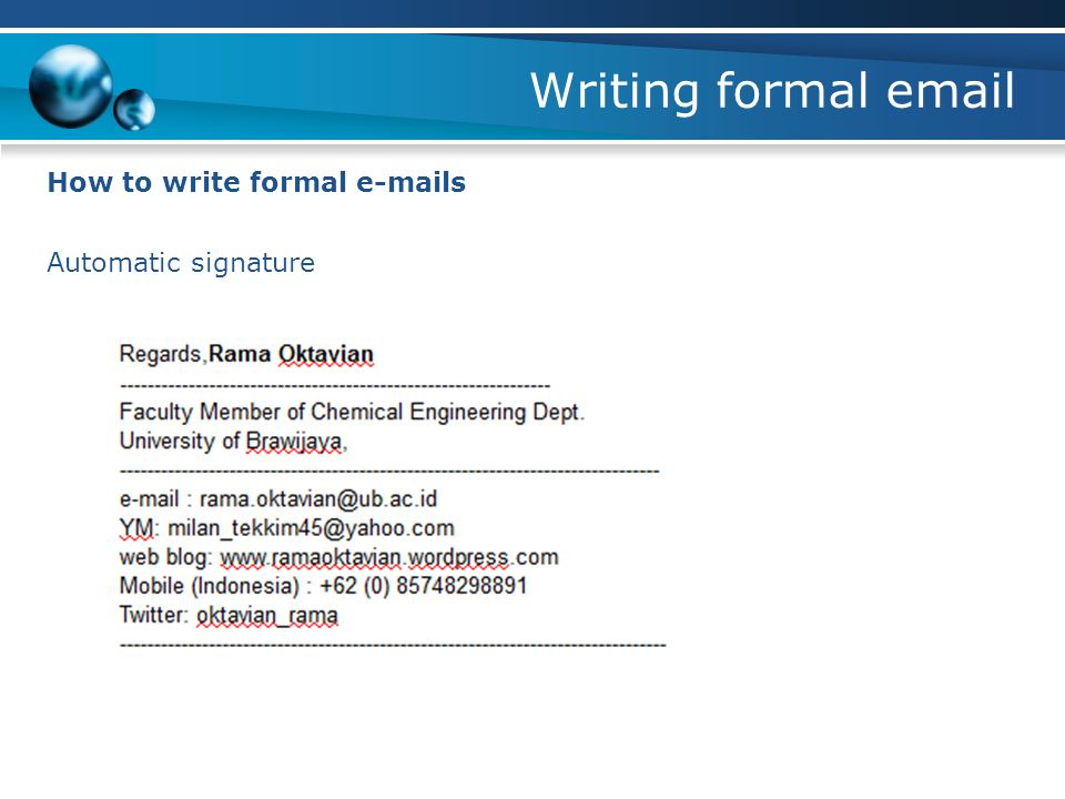 English mpk 4009 instructor rama oktavian ppt download 8 writing altavistaventures Image collections