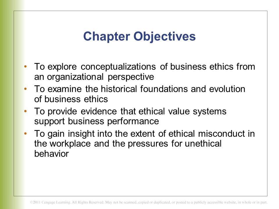 The Importance of Business Ethics - ppt video online download