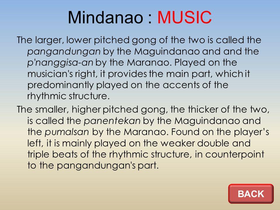 Mindanao By: Calagan, Karl Khumo Balmeo, Francesca Gabriele
