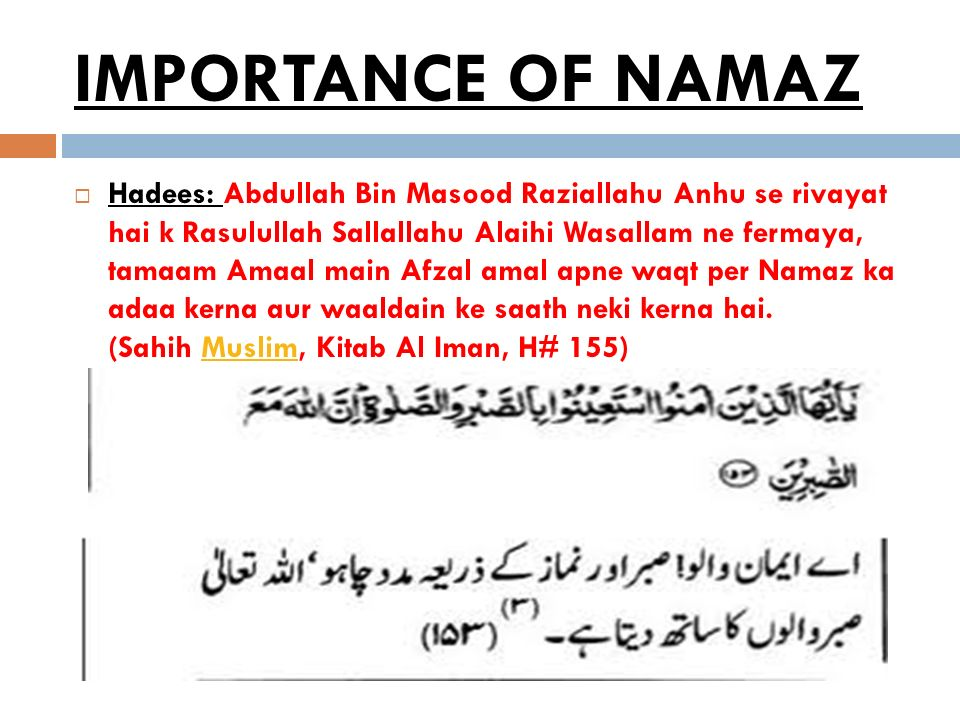 Image result for Importance of Namaz