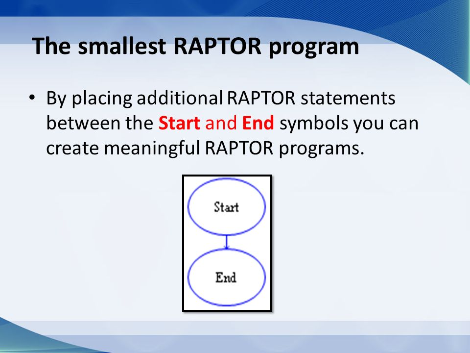 Introduction to Programming with RAPTOR - ppt video online
