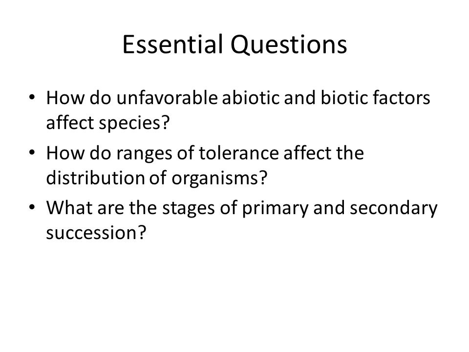 Communities, Ecosystems and Biomes - ppt download