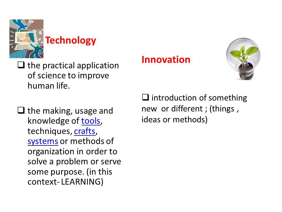 EDUCATIONAL TECHONOLOGY & INNOVATIVE TEACHING - ppt video