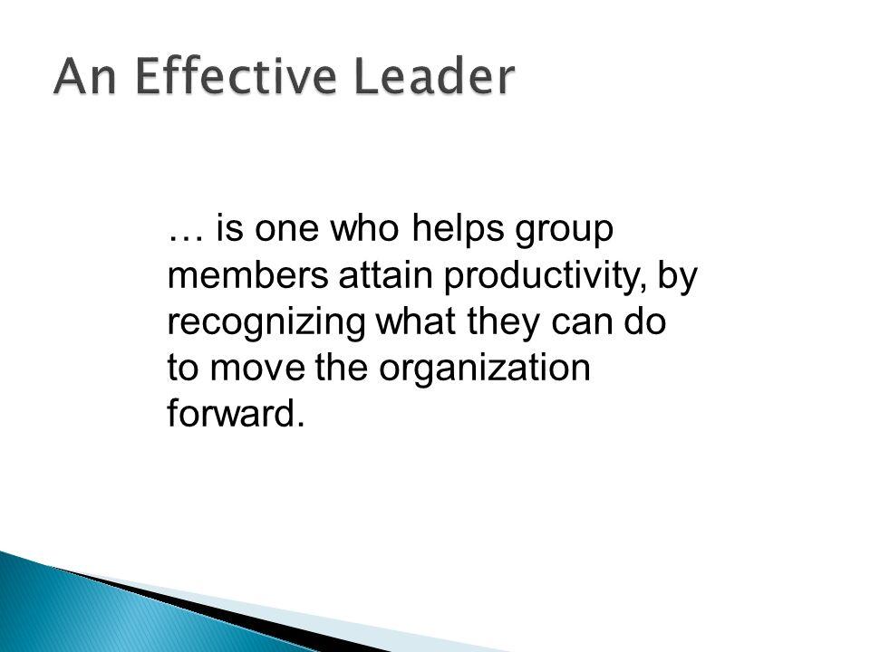Effective Leader Behavior - ppt download