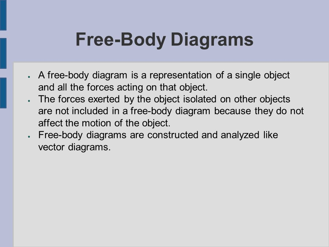 Forces And The Laws Of Motion Ppt Video Online Download Software For Drawing Simple Objects Vectors Free Body Diagrams 9