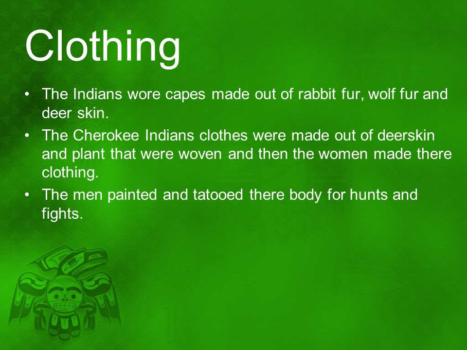 Cherokee Native Americans Ppt Video Online Download