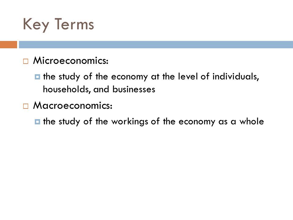 economics key terms quizlet This test is comprehensive, covering the chapters prior to supply and demand it is 35 questions, including 29 multiple choice and 6 t/f the test comes with an answer key.