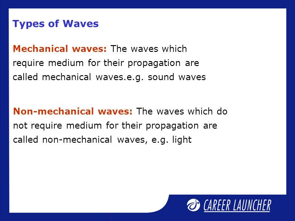 is light a mechanical wave