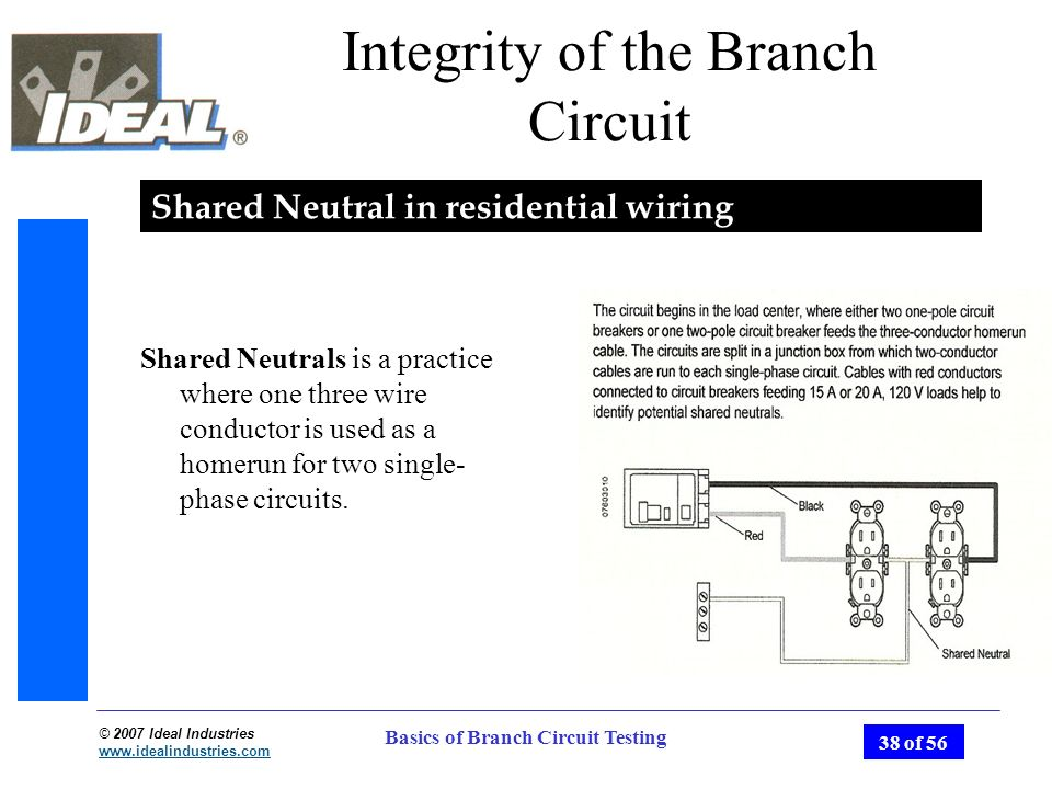Tremendous Branch Circuit Testing Ppt Download Wiring Database Liteviha4X4Andersnl