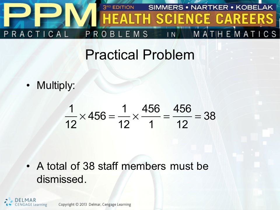 Practical Problem Multiply: