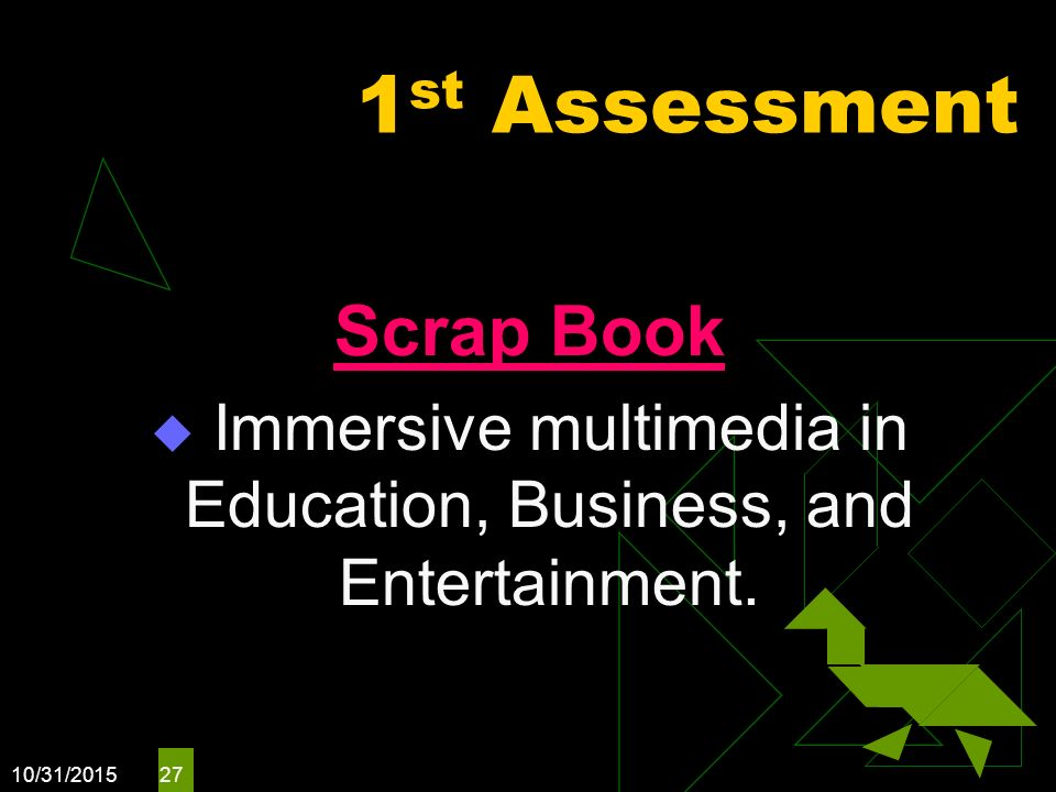 immersive multimedia in business