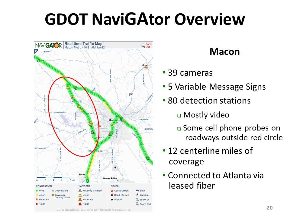 Georgia's Intelligent Transportation System - ppt video