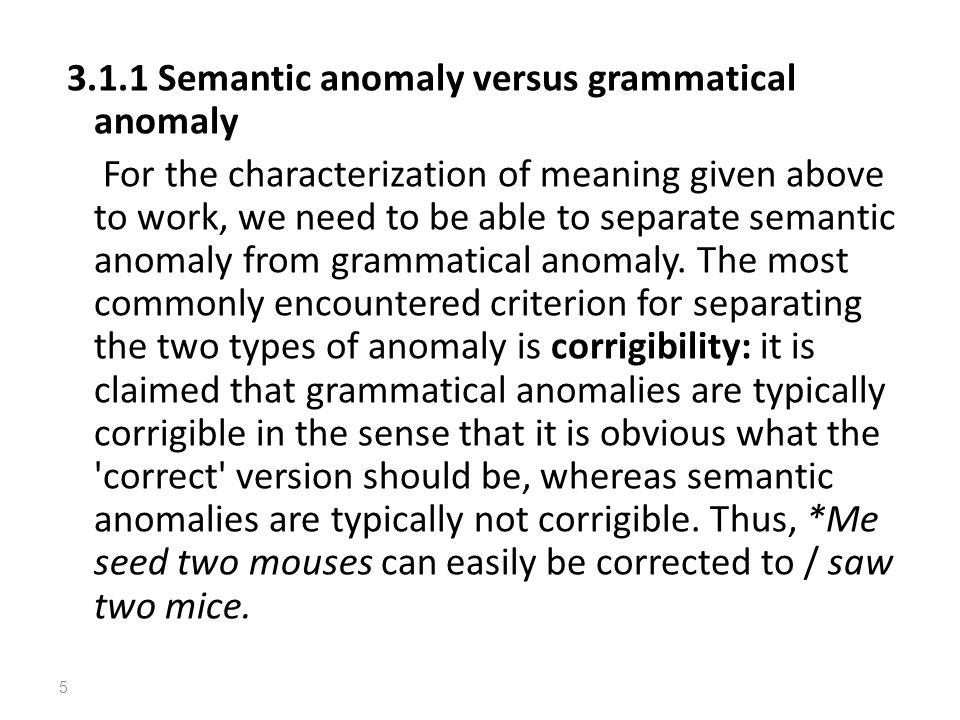 Chapter 3 Semantics  - ppt video online download