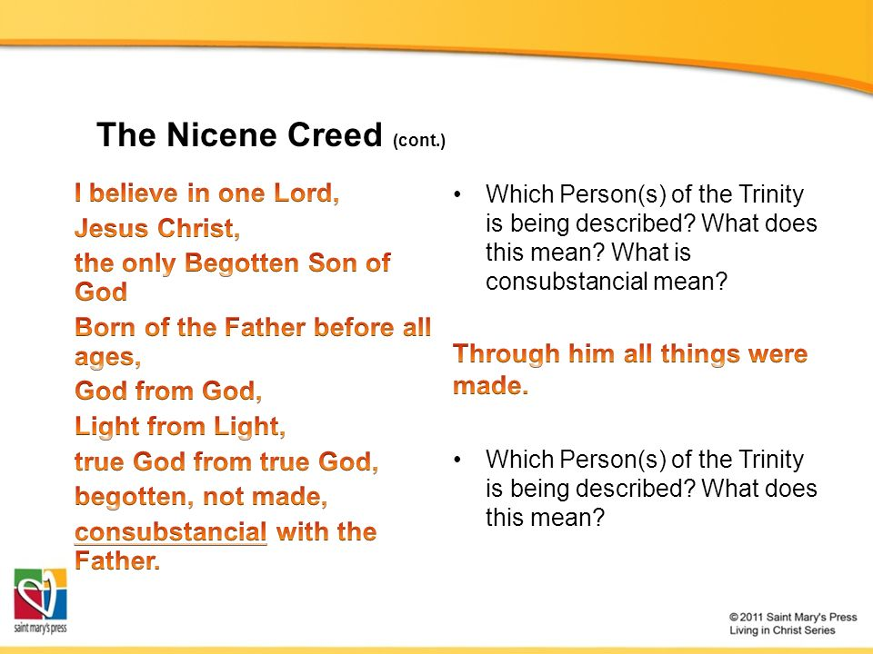 the nicene creed essay Apostles creed and nicene creed reflect the basic beliefs of christianity this article finds out the difference between these two creeds that affirm the faith of.