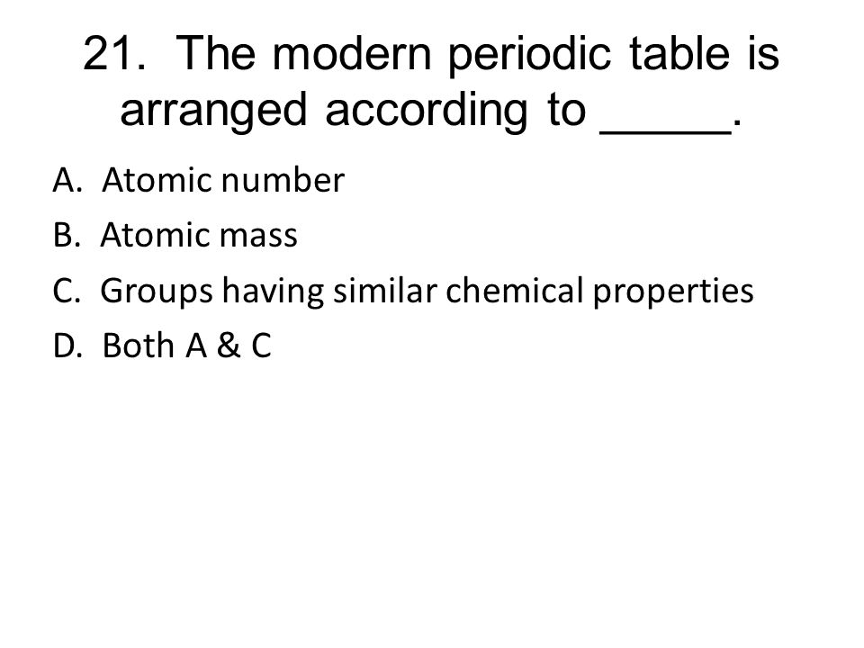 Atoms Atomic Structure And Periodic Table Ppt Video Online Download